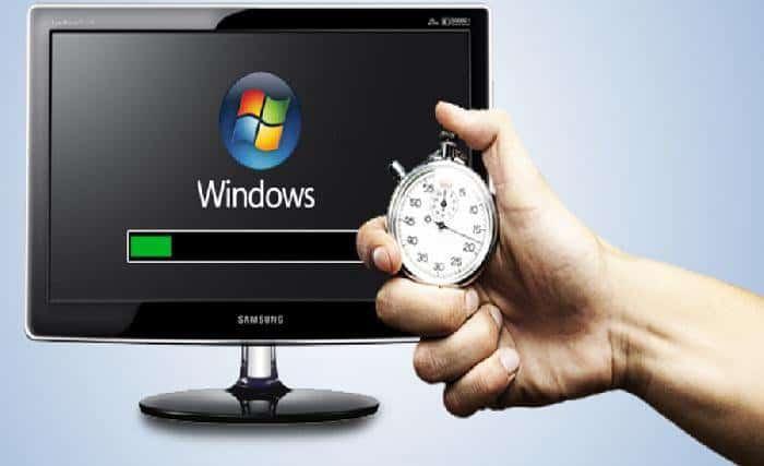 Foto de Windows carregando