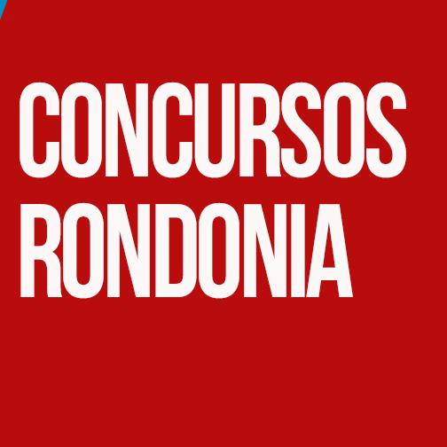 Concursos Rondõnia