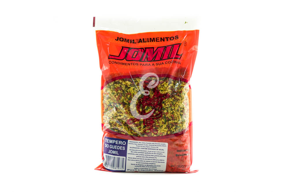 TEMPERO DO GUEDES JOMIL 500g