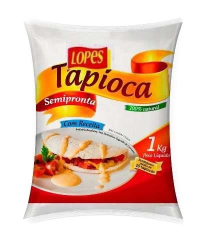 TAPIOCA PRONTA LOPES 10x1Kg