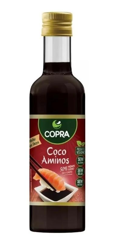 COCO AMINOS 250ML (shoyu) COPRA