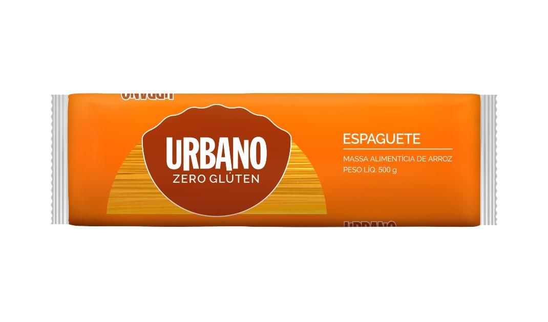 MACARRÃO ARROZ ESPAGUETE URBANO 500g