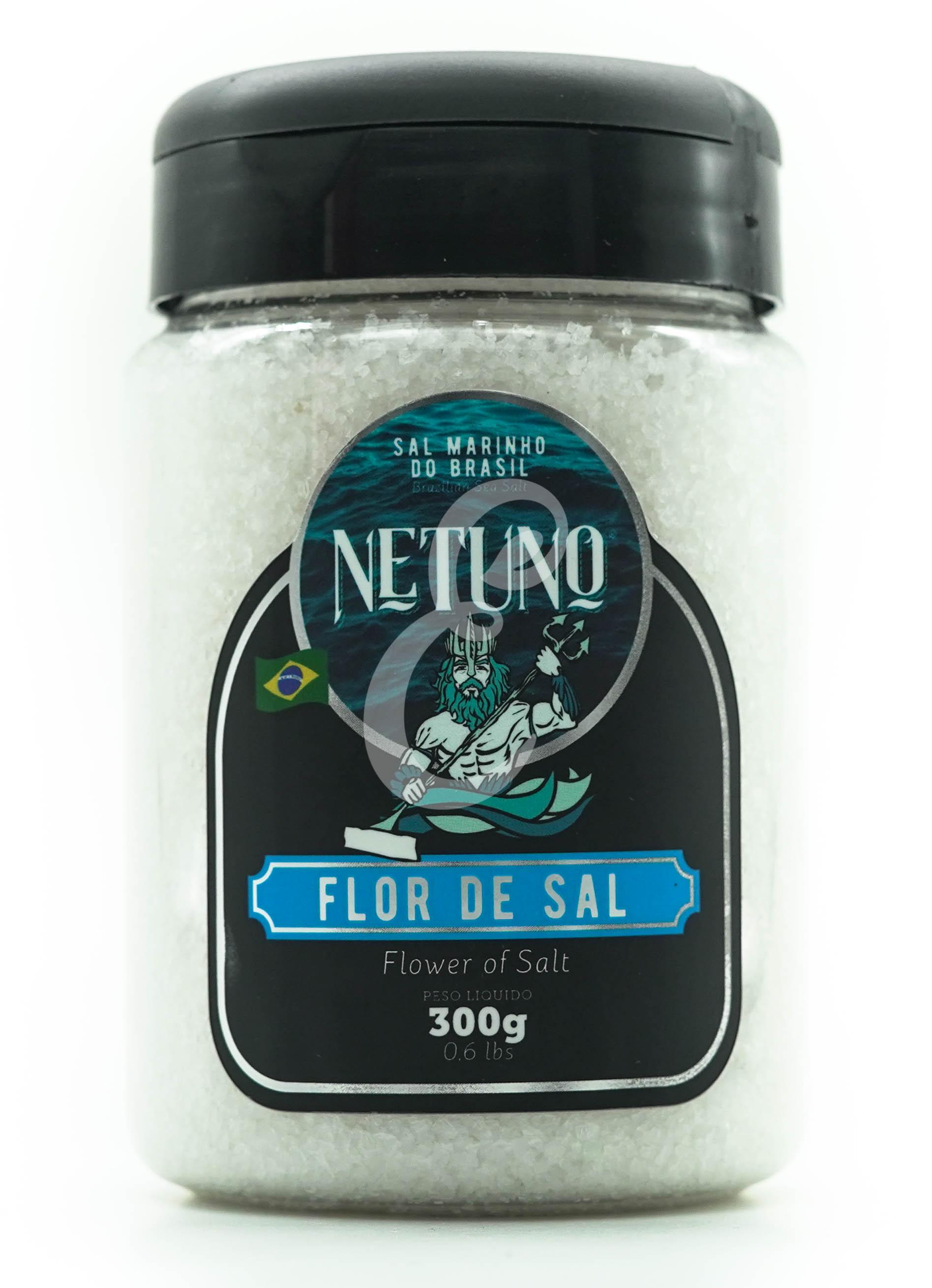 FLOR DE SAL NETUNO 300G
