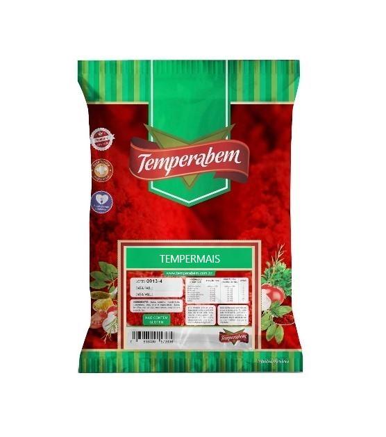 TEMPERMAIS (cebola ,tomate ,alho ,especiarias ) temperabem