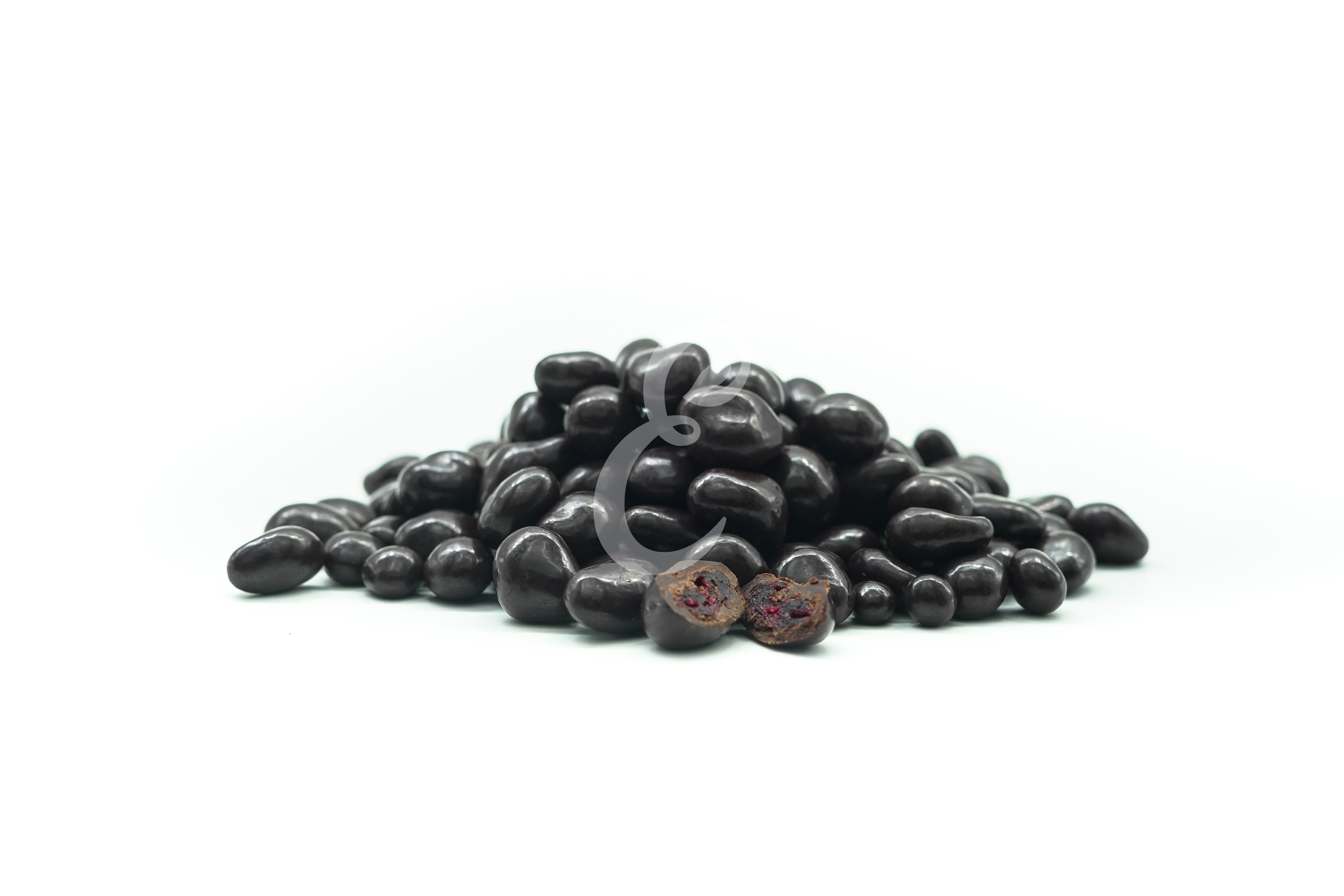DRAGEE CRANBERRY CHOCOLATE 70%