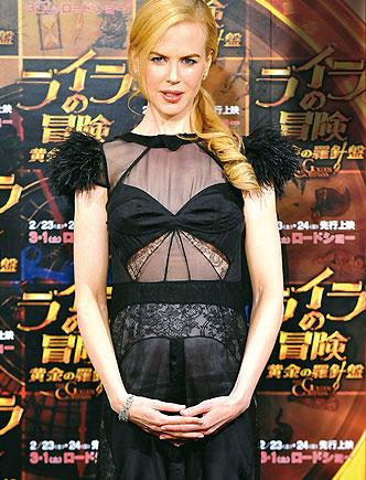 Nicole Kidman: ¡mamita!.