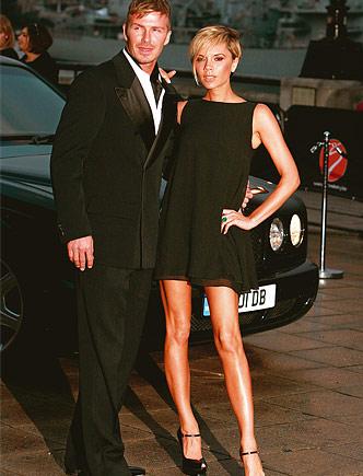 Los Beckham marcan tendencia.