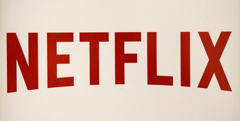 El logo de Netflix en una imagen tomada el 15 de setiembre de 2015 en París (AFP/Archivos - Stephane De Sakutin)