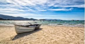 Vea las 5 mejores playas de Florianópolis, una isla llena de magia y rodeada de bellas playas.
