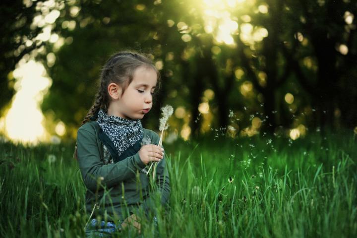 O protagonismo da criança presente