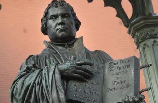 Lutero e as divisões do mundo [Edmilson Schinelo]
