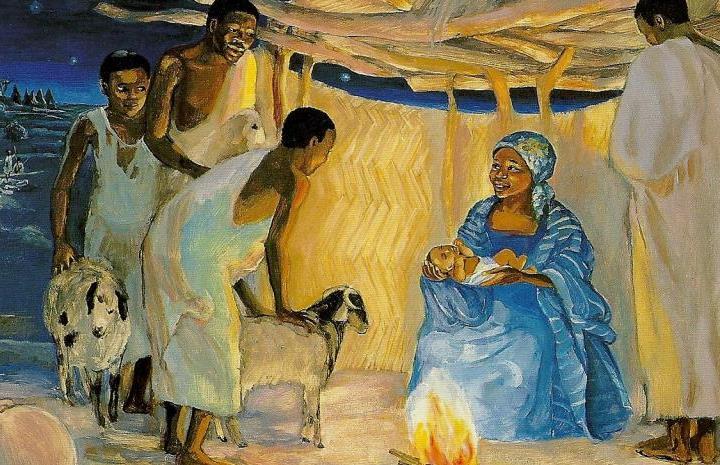 A visita do anjo aos pastores: Paz aos Excluídos!
