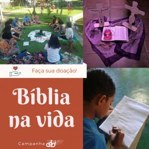 Campanha Bíblia na Vida