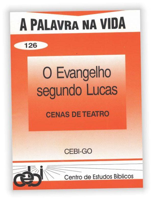 Este caderno contém 12 textos que possibilitam encenar algumas das principais passagens do Evangelho de Lucas