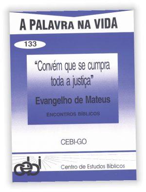 O Evangelho de Mateus nasceu para fazer com que a sua comunidade ficasse firme no seguimento de Jesus frente às pressões dos fariseus. Para isso