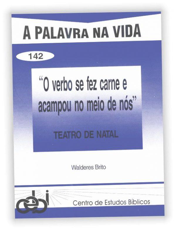 A peça proposta por Walderes Brito transplanta a narrativa evangélica do nascimento do Messias Criança para o ambiente de um acampamento de um grupo de pessoas sem-terra.