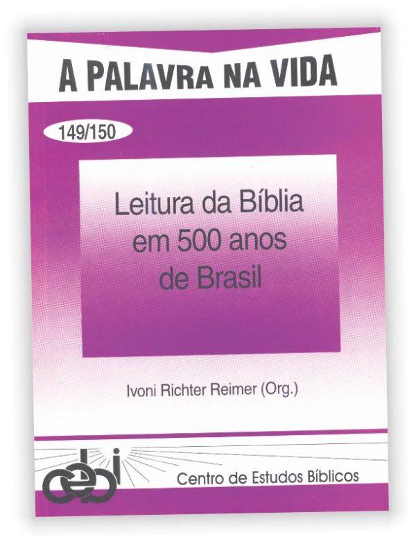 Os estudos reunidos neste volume são uma pequena amostra de como a Bíblia foi e vem sendo lida em 500 anos de história de nosso país. Além de oferecerem uma visão panorâmica e multifacetada do tema