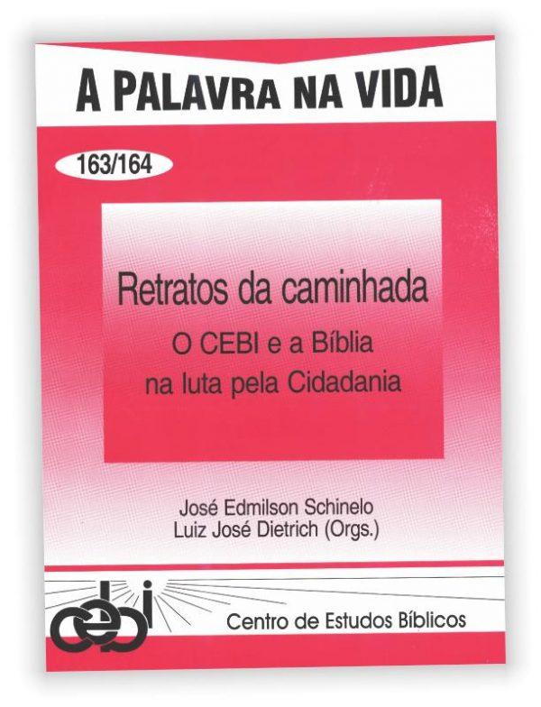 Este volume contém retratos selecionados que enfocam aspectos dos mais de 20 anos da caminhada do CEBI na luta pela cidadania animada pela Bíblia.