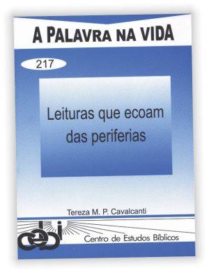 A autora procura identificar o sujeito de uma leitura bíblica que vem sendo feita em diferentes regiões do Brasil