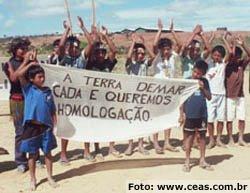 Táticas de guerra contra indígenas - caso Raposa do Sol