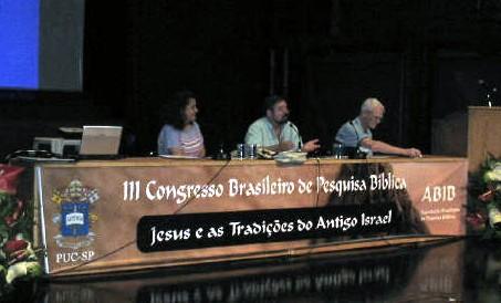 Frei Carlos Mesters recebe homenagem da ABIB