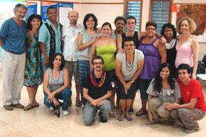 Encontro de biblistas em Cuba
