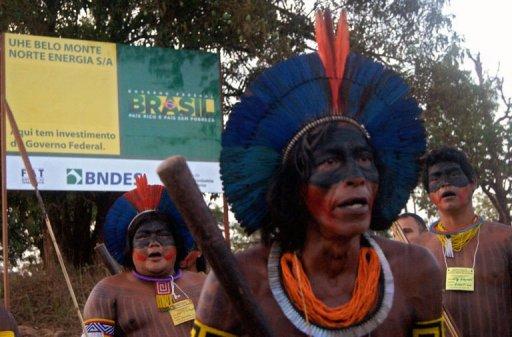 Belo Monte: canteiros de obras ocupados por 600 pessoas