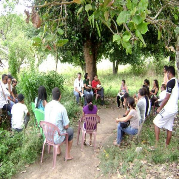 Chuva, lama e fé: a experiência da Escola Bíblica na Igreja Batista em Chã Preta/AL