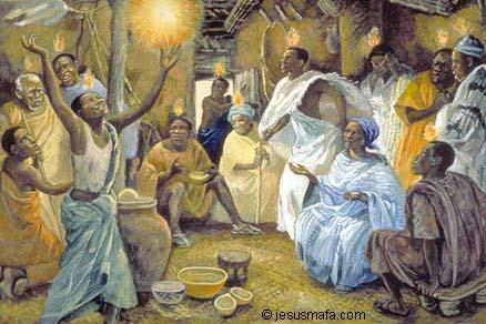 PENTECOSTES: Como minha avó a soprar brasas – Edmilson Schinelo