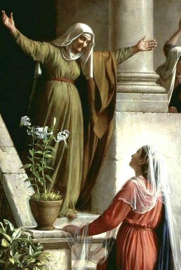 Vinde Senhor Jesus! (Lucas 1,39-45) Marcel Domergue