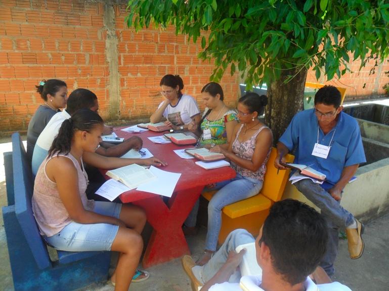 CEBI-TO: Escola Bíblica em Combinado