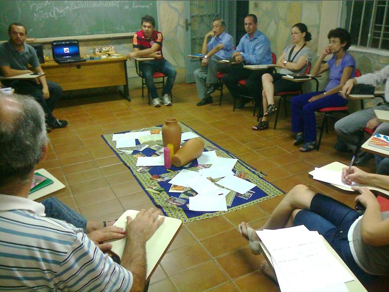 CEBI-GO: Grupo de Vivência Ecumênica reflete sobre Juventudes para a Vida