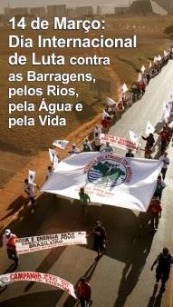 MAB convoca organizações a participarem de jornada de lutas no Dia Internacional contra barragens