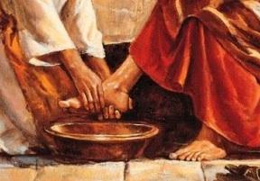 Prova de amor maior não há que doar a vida pelo irmão (Jo 13