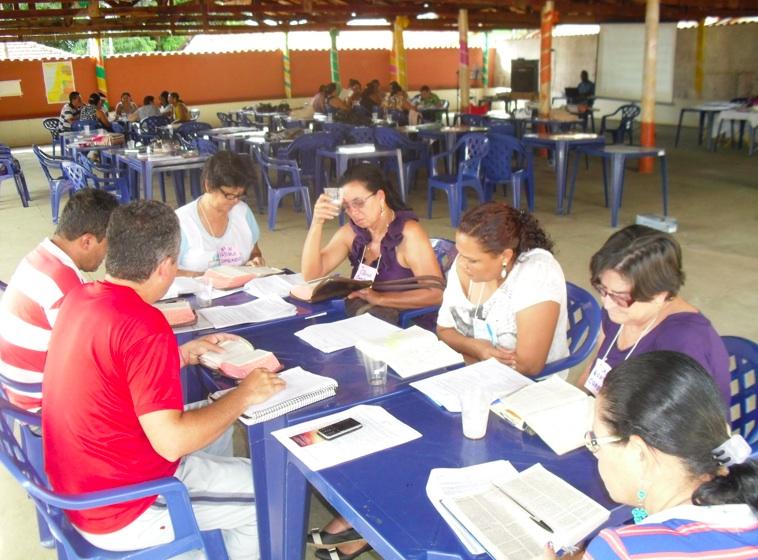 CEBI-TO: Escola Bíblica em Novo Alegre