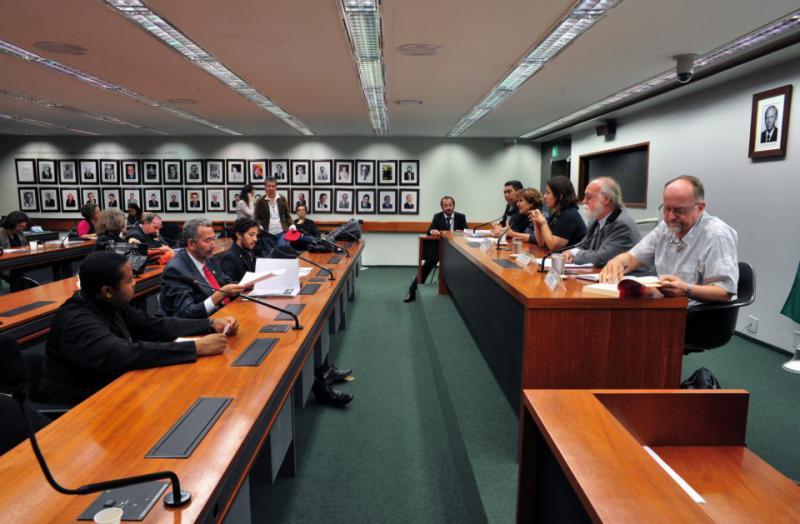 CEBI Planalto Central: audiência pelos Direitos Humanos na Câmara dos Deputados