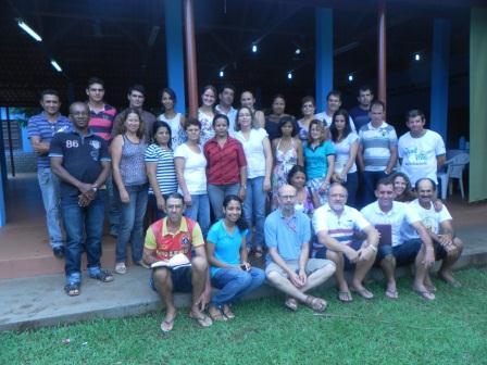 CEBI-RO: Primeira Etapa da Escola para Assessores