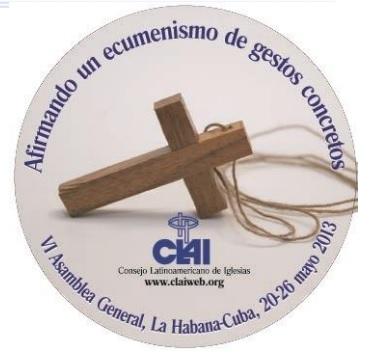 Pastora Odja Barros representará CEBI na Assembleia do CLAI
