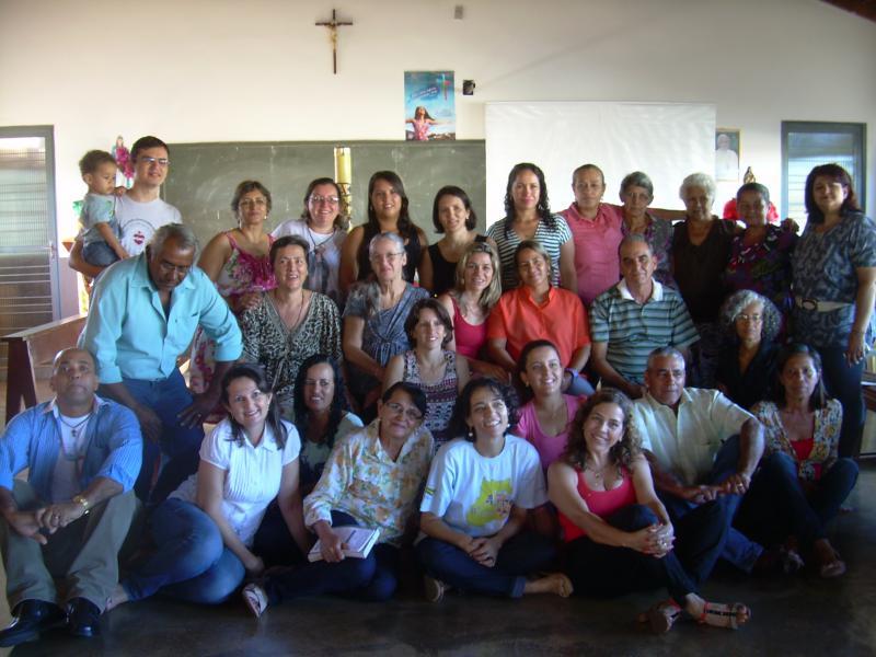 CEBI-GO: Pamonha, curau, canjica e compromisso Escola Bíblica da Região do Rio Vermelho