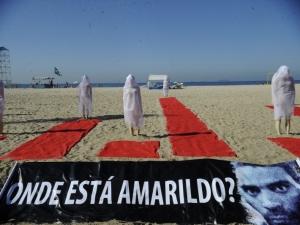 Evangelho das Vadias: Cadê o Amarildo? – Nancy Cardoso Pereira