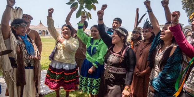 Lançada convocatória para Conferência de Mulheres Indígenas