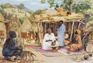 O rico e o pobre Lázaro – Lucas 16,19-31  [Katia Rejane Sassi]