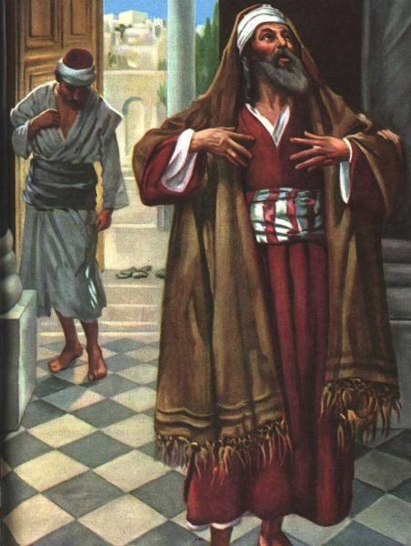 A verdadeira oração: O fariseu e o publicano - Carlos Mesters e Mercedes Lopes