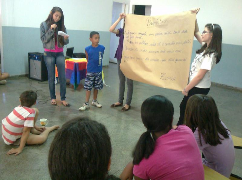 CEBI Planalto Central: Crianças, adolescentes e Bíblia em Ceilândia/DF