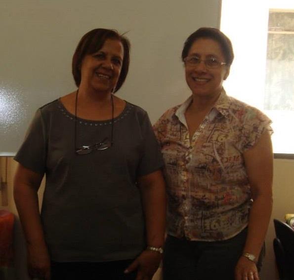 CEBI-MG: Marilda será a nova secretária. Cleusa continua como colaboradora