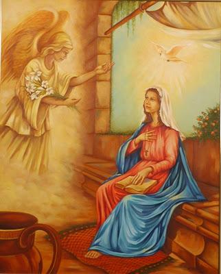 A visita do anjo a Maria: Surpresas de Deus – Mesters e Lopes