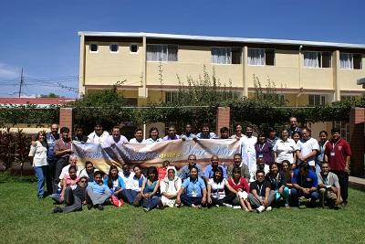 CEBI colabora em formação bíblica na Bolívia