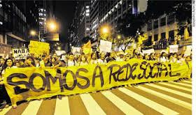 As manifestações renovarão os mecanismos existentes ou criarão novos? Entrevista com Rodrigo Nunes