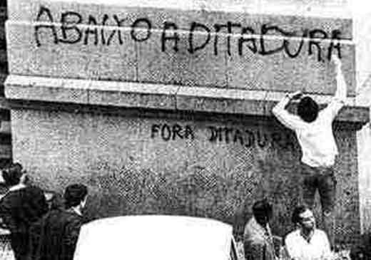 Ditadura Militar: A eterna transição