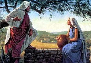 A mulher samaritana (Jo 4:1-41)